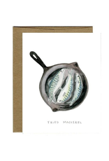Kat Frick Miller - Card/Fried Mackerel