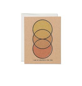 RAP - Card/Circles, Grateful