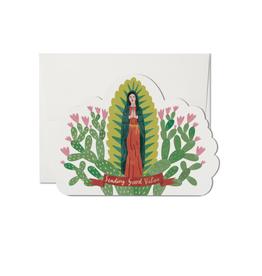 Card - Saint Encouragement Card