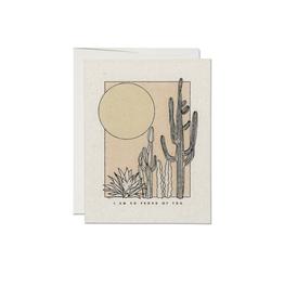 RAP - Card/Cactus, Proud