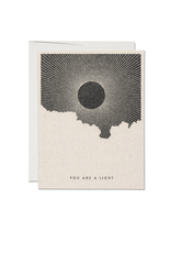Card - You Are A Light Friendship Card