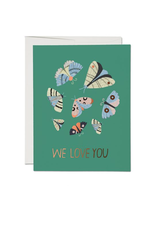 Card - Moth Magic Love Card