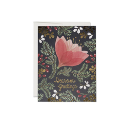 Card - Amaryllis Holiday Boxed Card Set