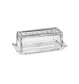 ATT - Glass Butter Dish/Stick Size