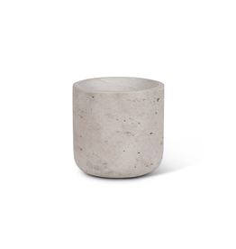 ATT - Concrete Planter/Grey, Small 4.5""