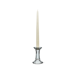 ATT - Taper Candle Holder/Simple Glass 5""