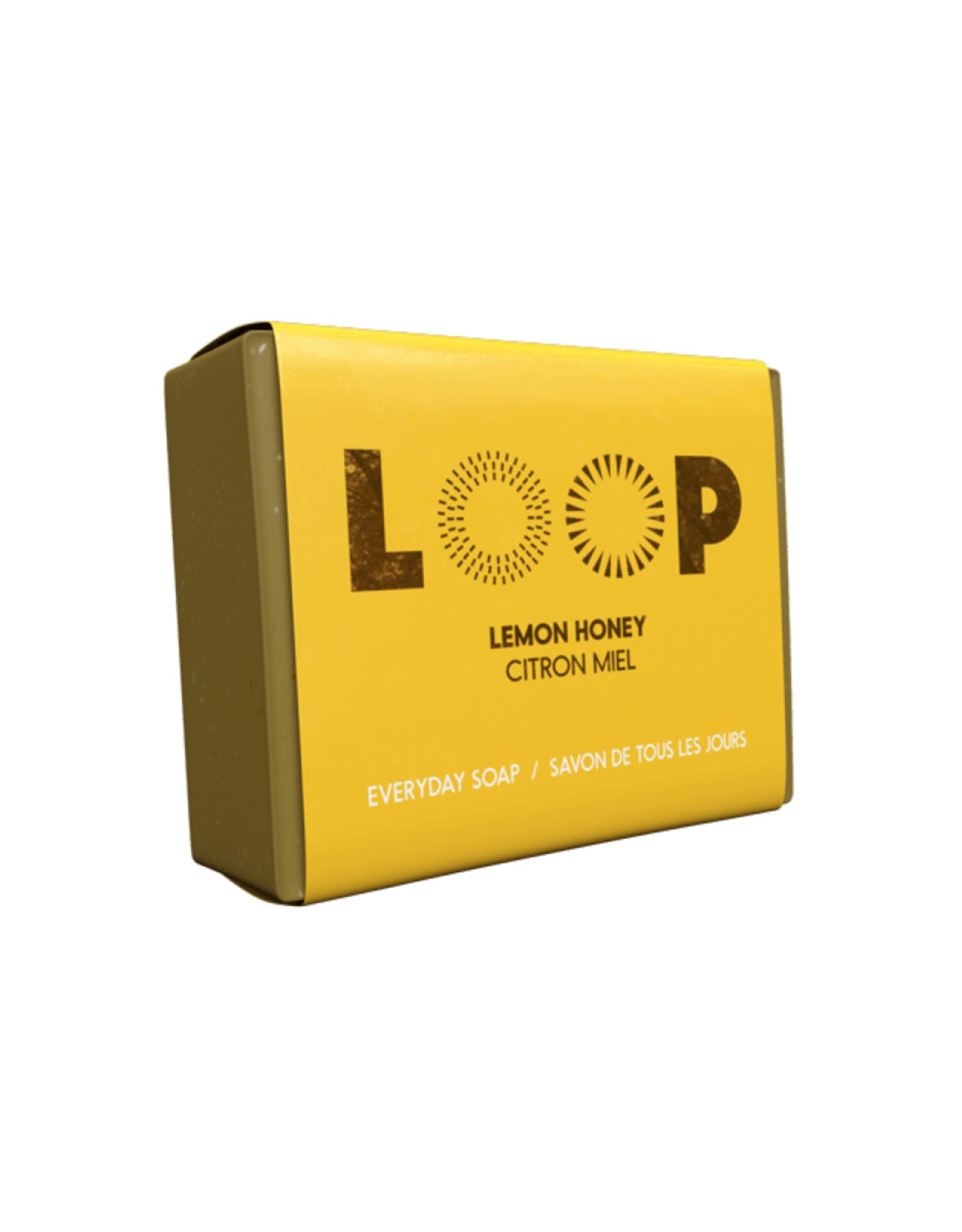 PLH - Loop - Soap 100 g / Lemon Honey