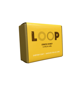 PLH - Loop - Soap 100 g / Lemon Honey