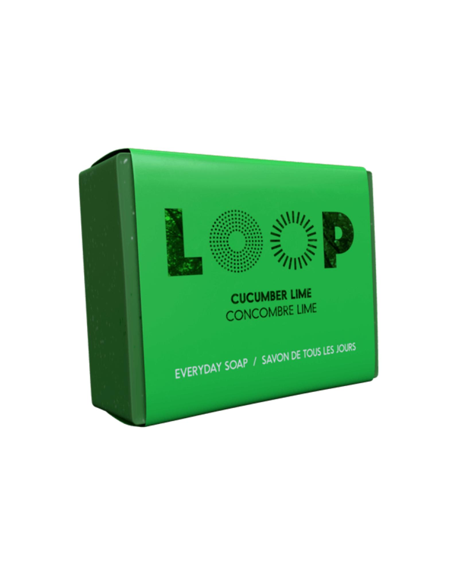 PLH - Loop  Soap/Cucumber Lime, 100g