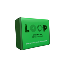 PLH - Loop  Soap/Cucumber Lime, 100g