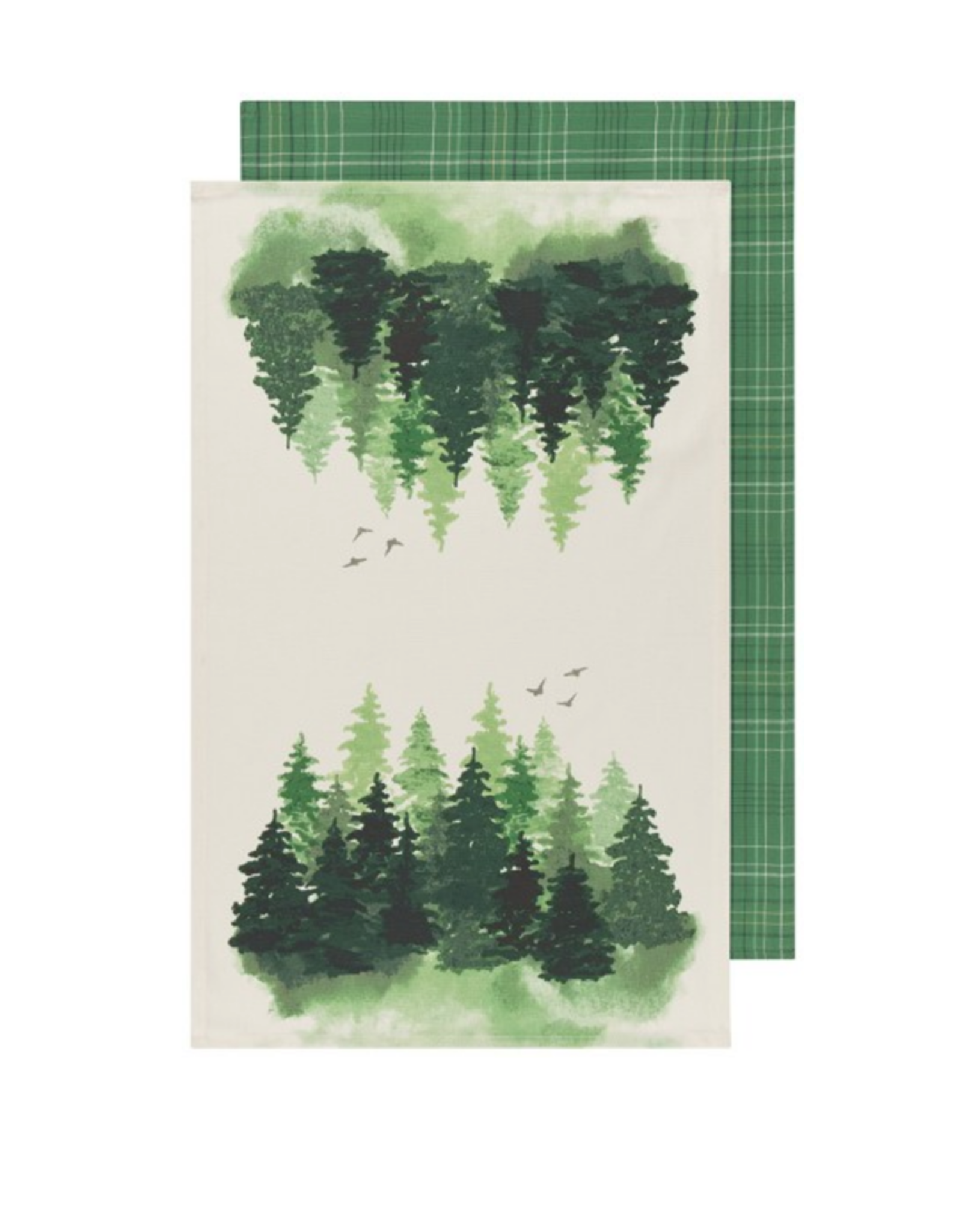 DCA - Tea Towel/Set 2, Forest