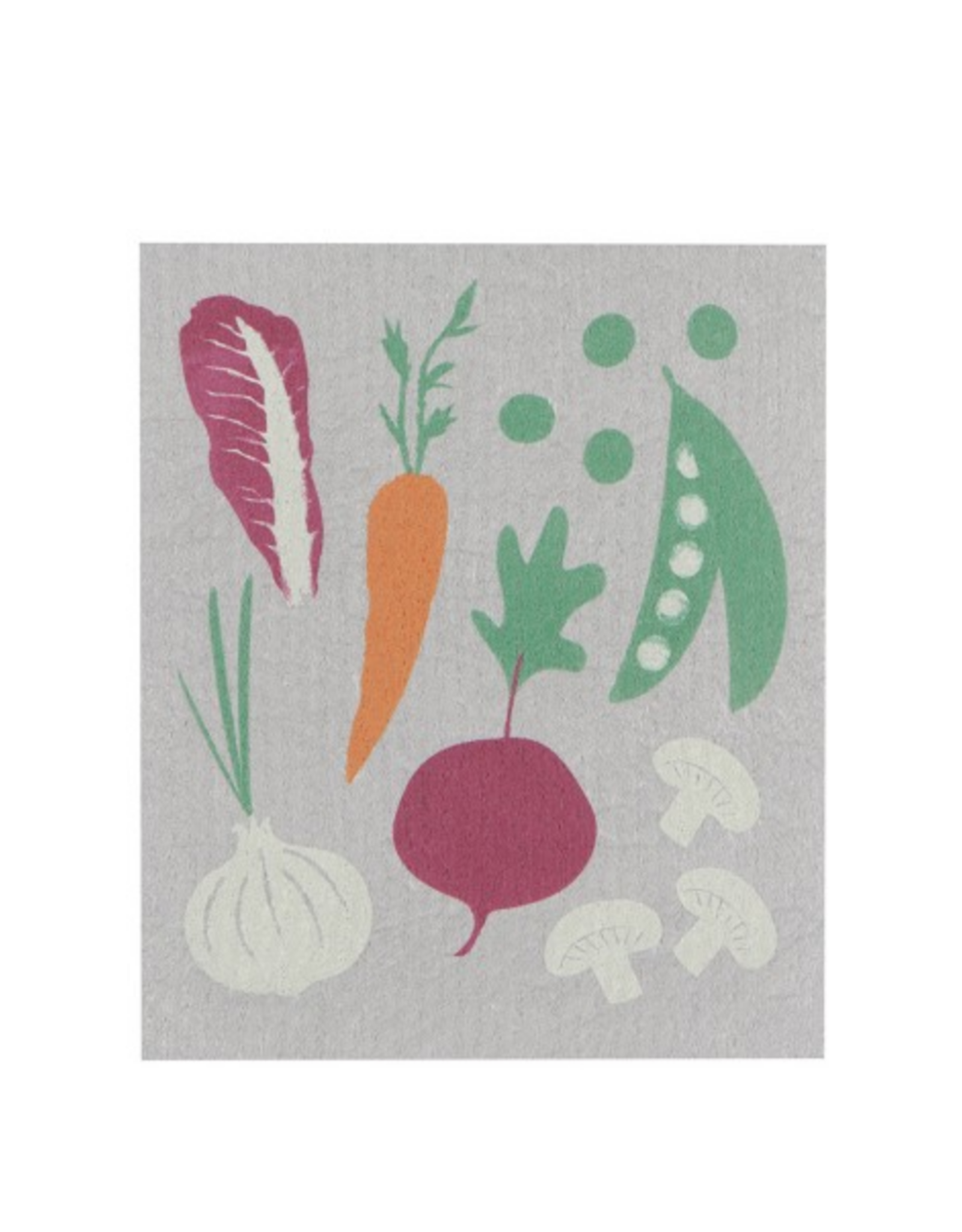 DCA - Swedish Sponge Cloth/Veggies
