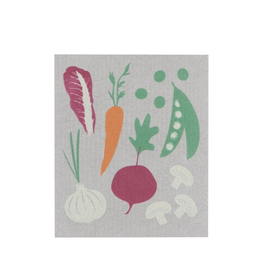 DCA - Swedish Sponge Cloth/Vegetables