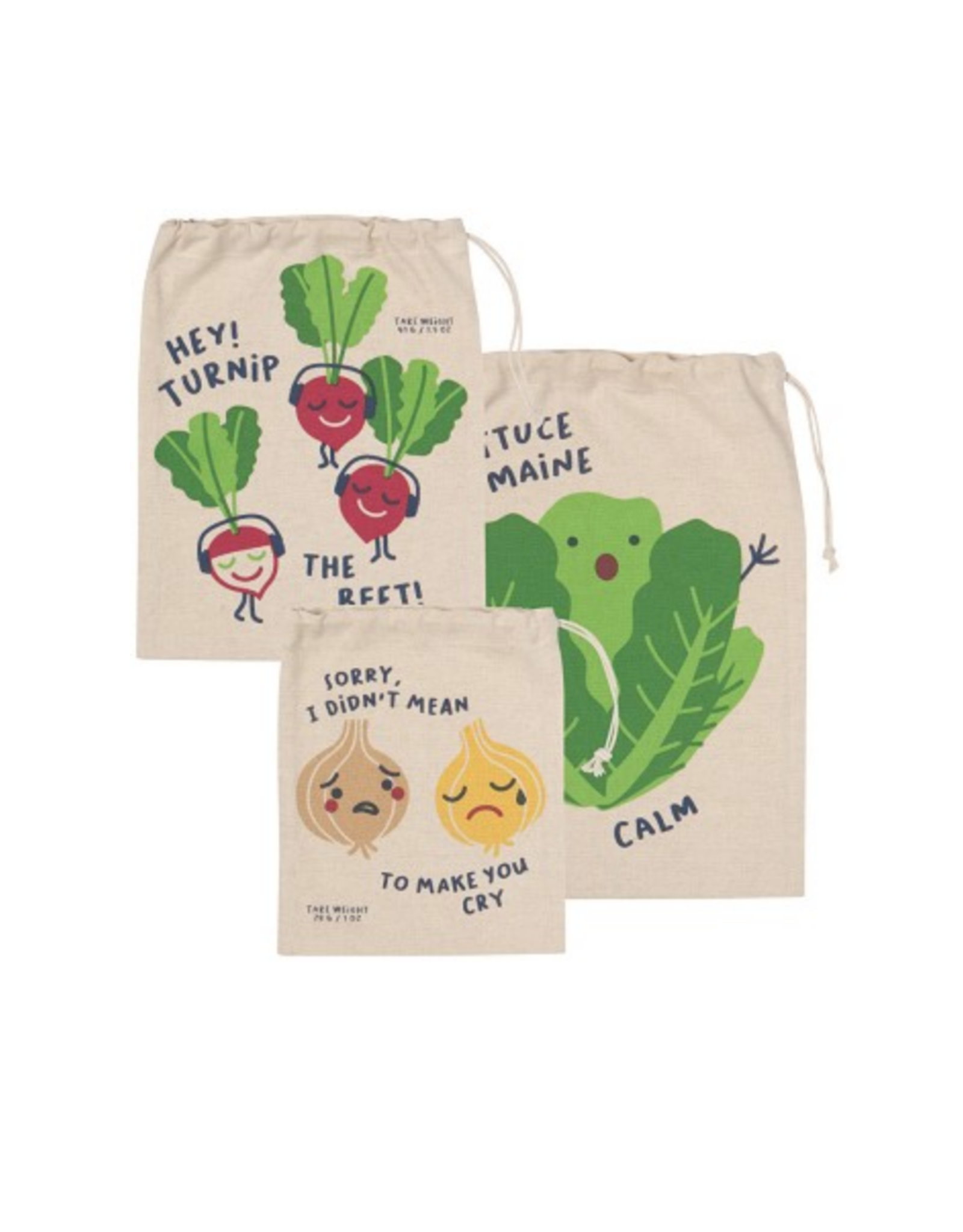 DCA - Produce Bag/Set 3, Food