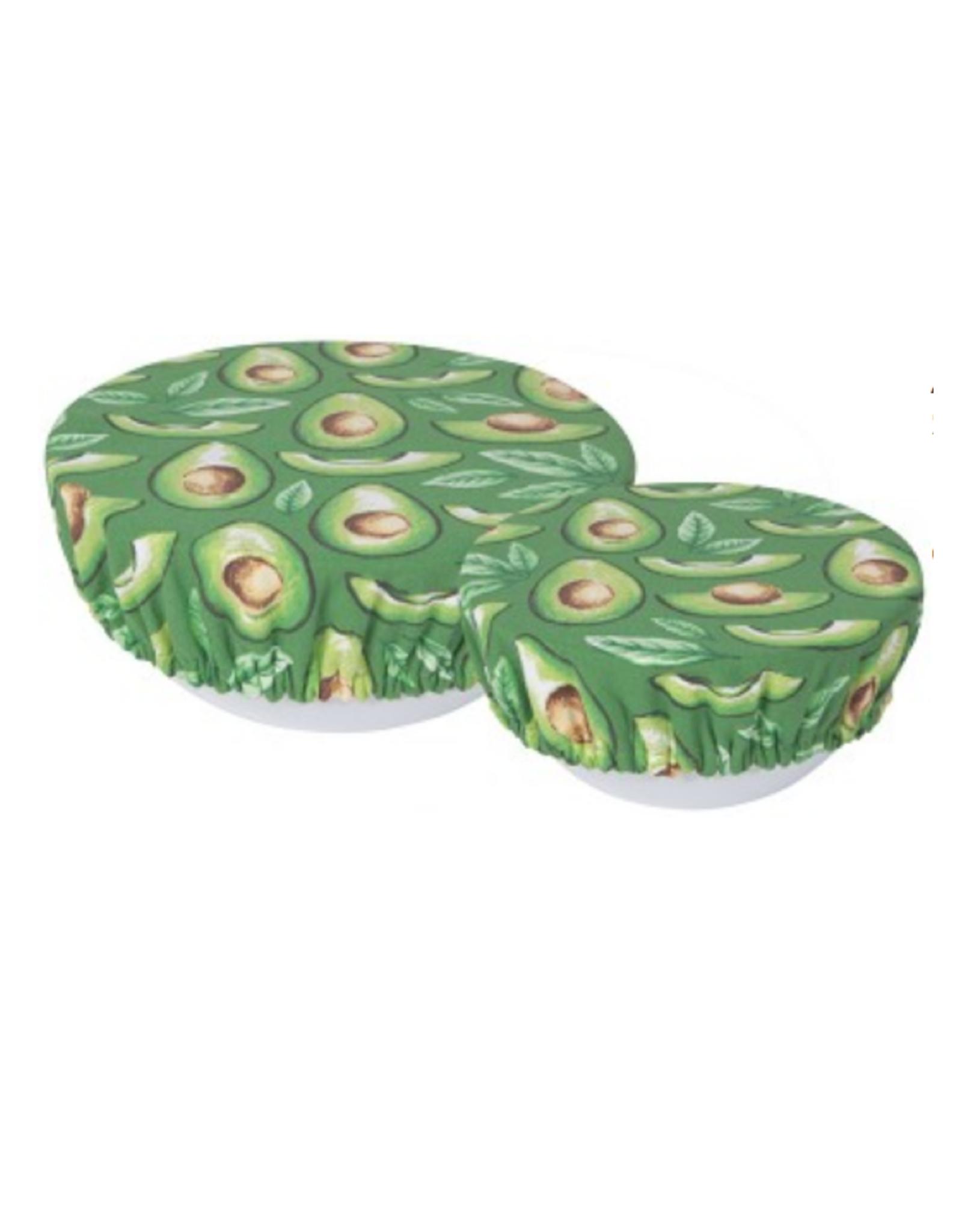 DCA - Bowl Cover/Set 2, Avocado