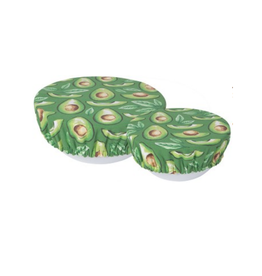 DCA - Bowl Cover/Set 2, Avocado