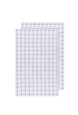 DCA - Tea Towel/Set 2, Woven, Vino