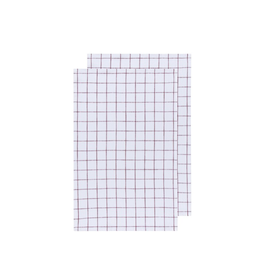 DCA - Tea Towel/Set 2, Vino