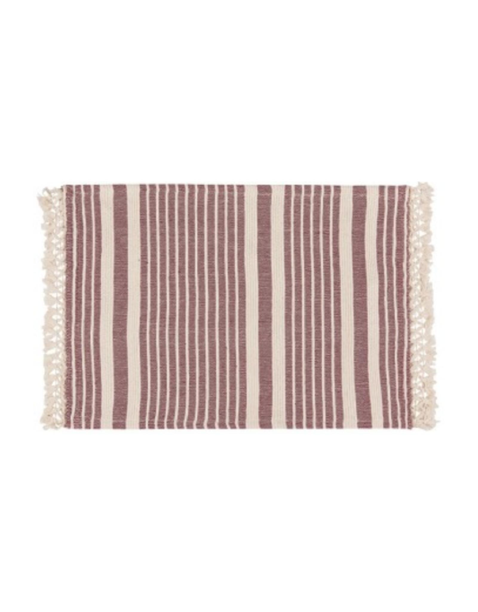 DCA - Placemat/Stripe, Vino