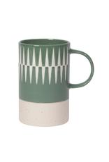 DCA - Mug/Modern Glaze, Vine, 14oz