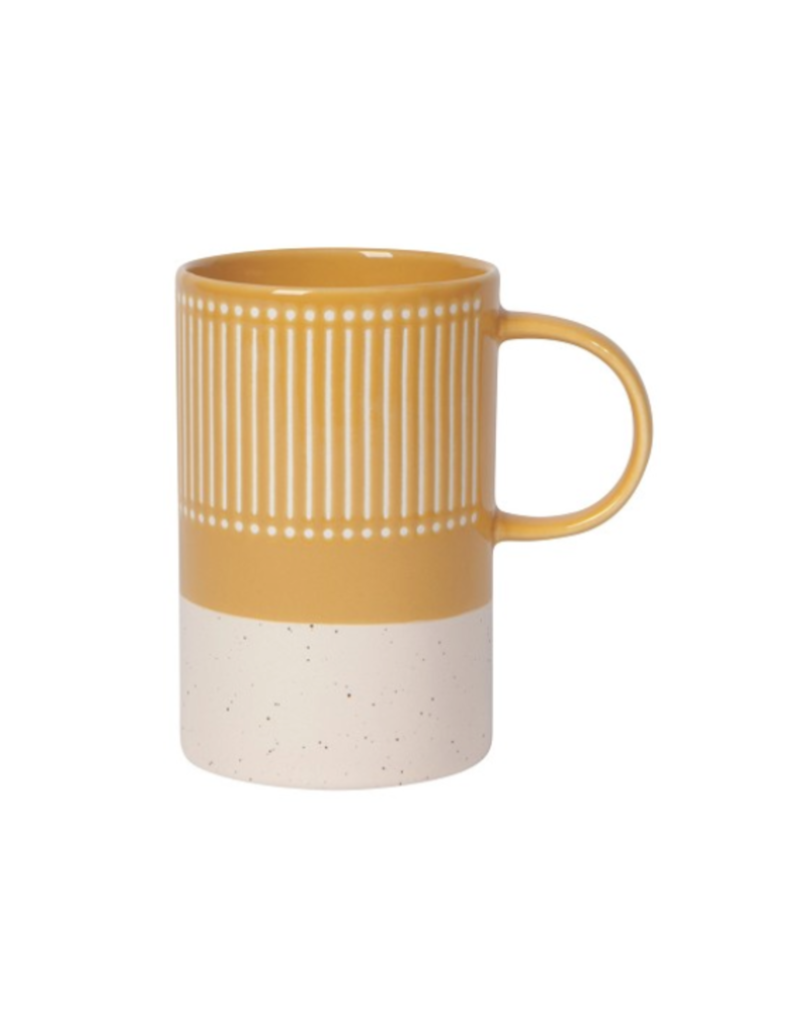 DCA - Mug/Modern Glaze, Golden, 14oz