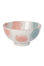 """DCA - Bowl/Watercolour, Peach 6"""""""
