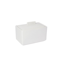 DCA - Butter Dish/White, Large