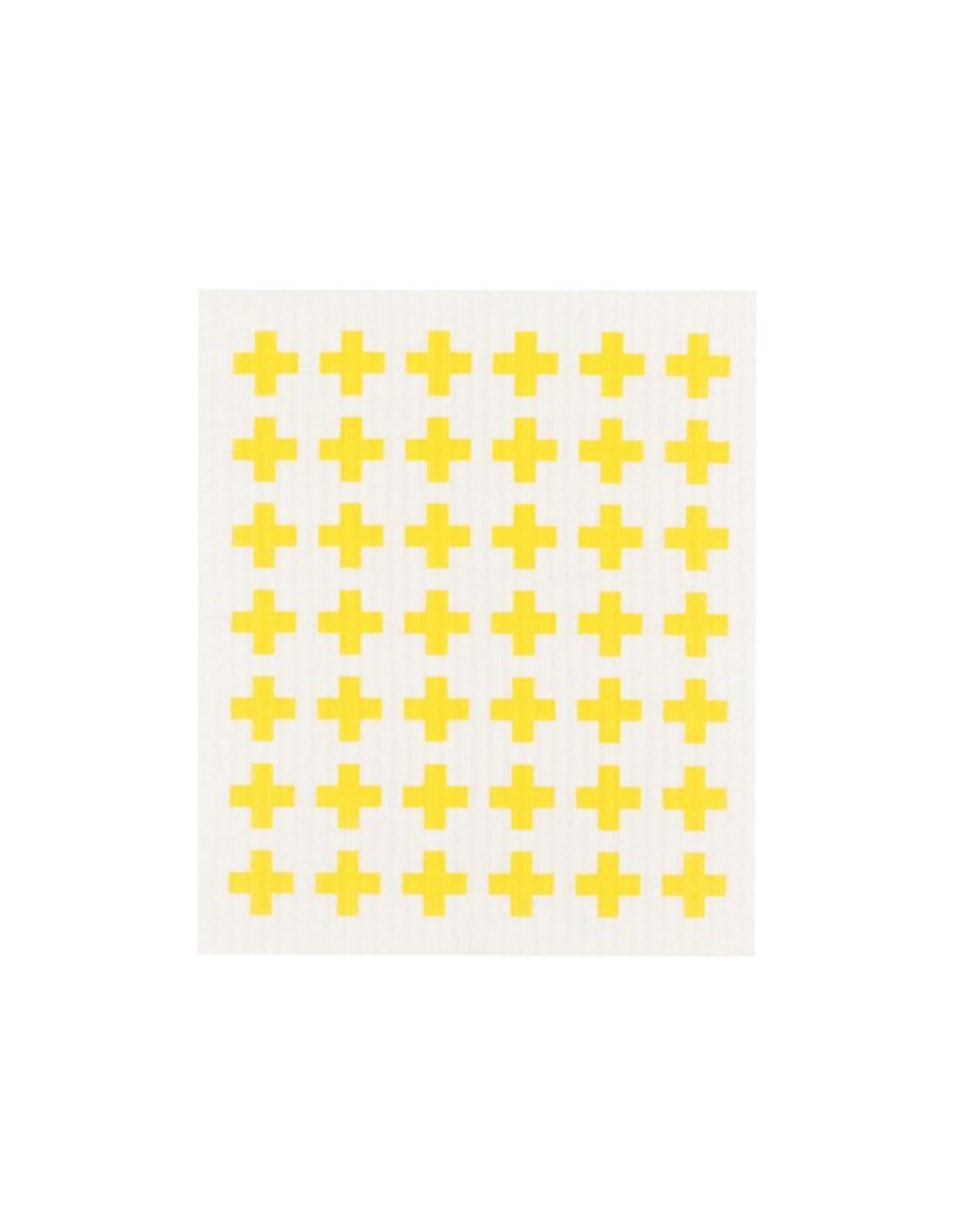 DCA - Swedish Sponge Cloth/Yellow Plus