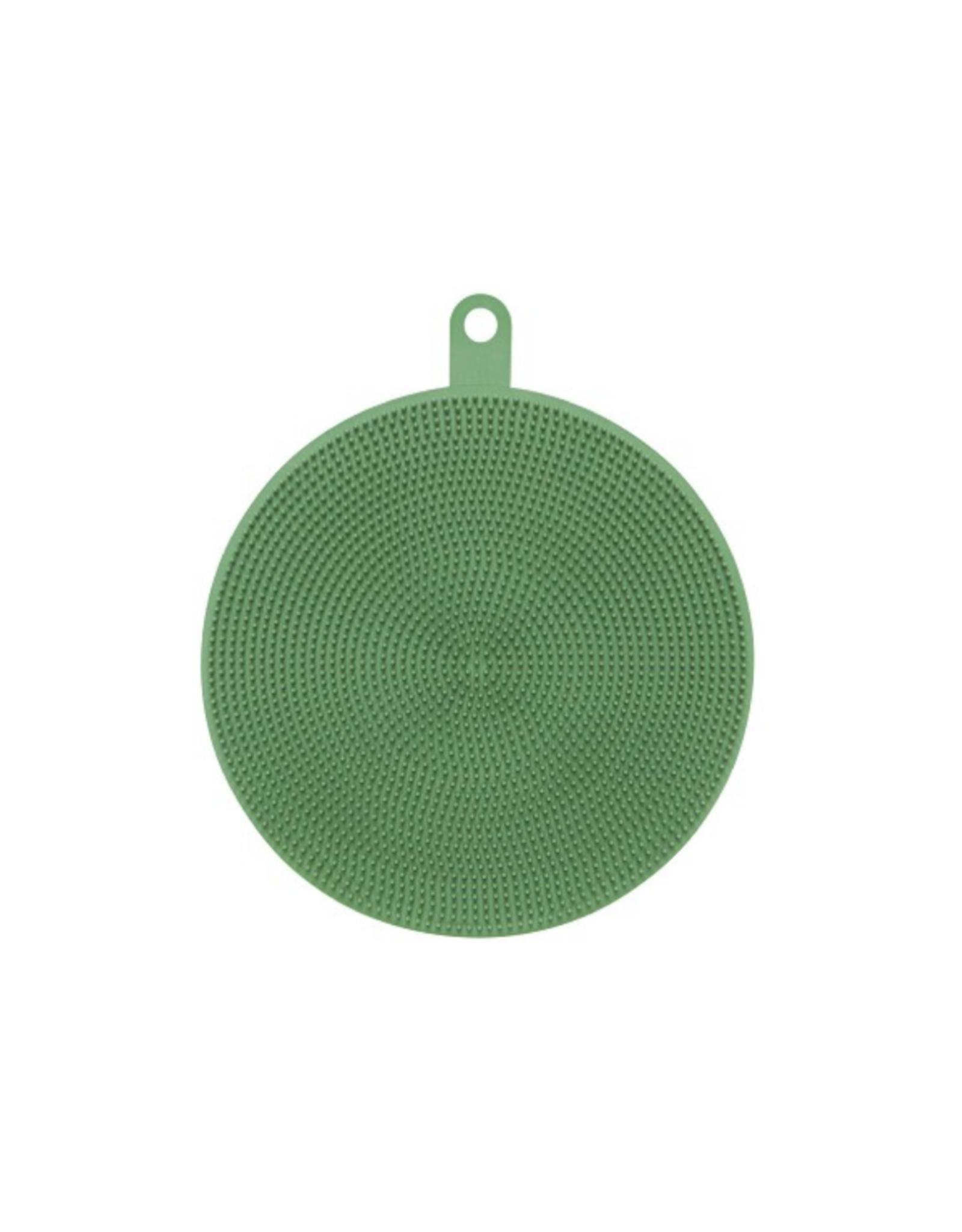 DCA - Scrub or Soap Rest / Silicone, Green