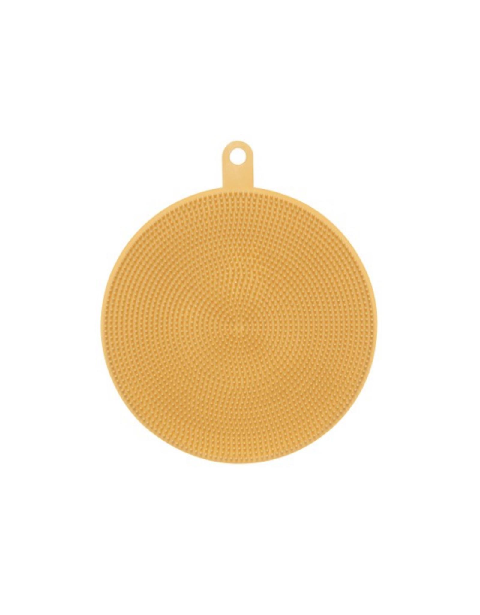 DCA - Scrub or Soap Rest / Silicone, Yellow