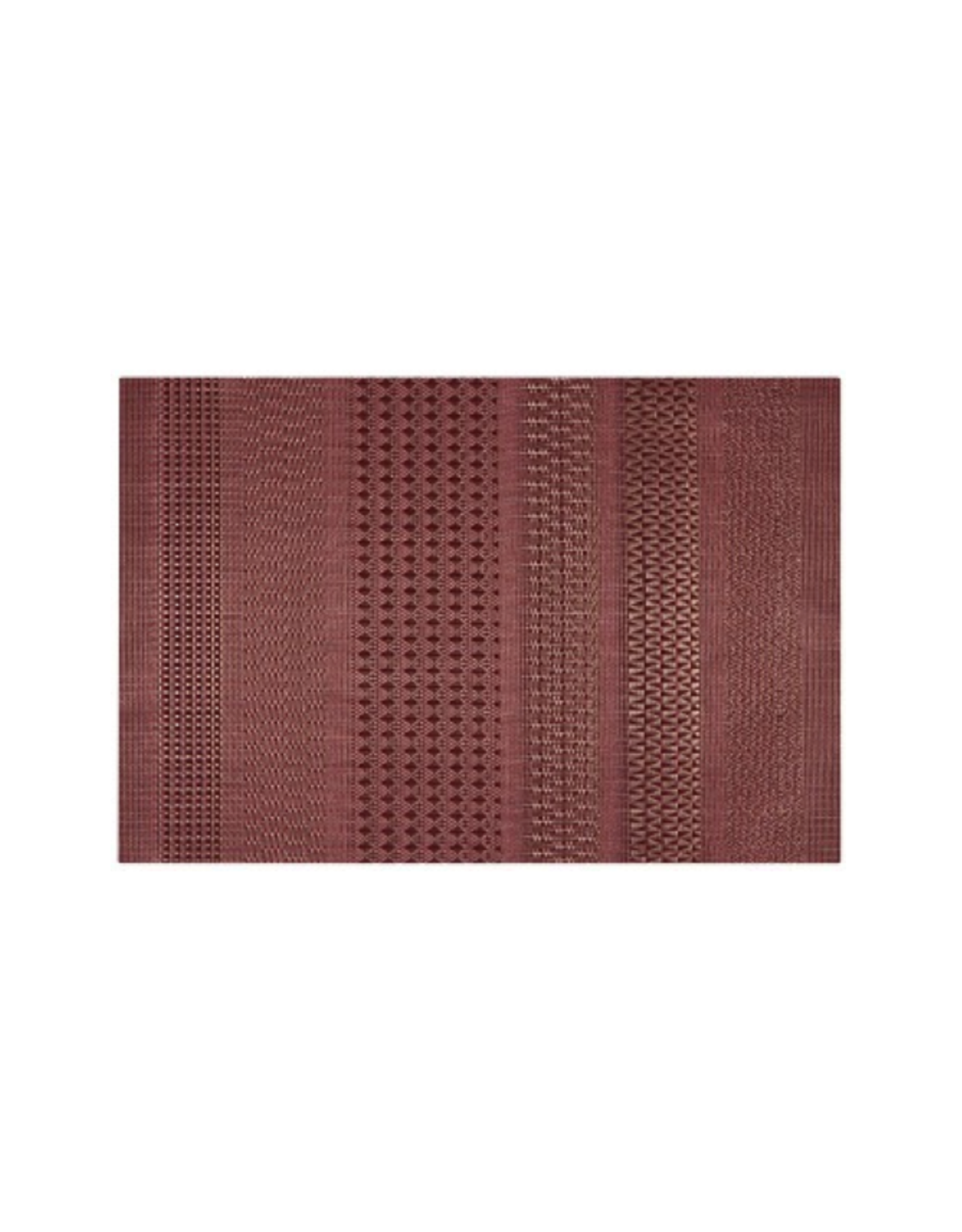 DCA - Placemat/Woven Vinyl, Vino