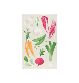 DCA - Tea Towel/Vegetables