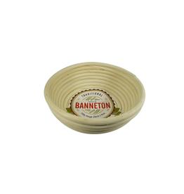 """PLE - Banneton Proofing Basket / Round, 8 x 3"""""""