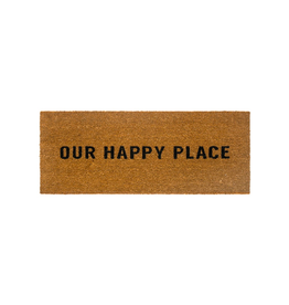 IBA - Double Doormat/Our Happy Place
