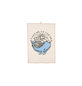 IBA - Tea Towel/Take Me to The Sea