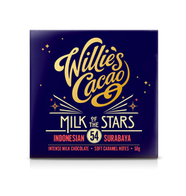 DLE - Willie's Cacao Milk of the Stars 50g