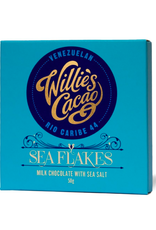 DLE - Willie's Cacao/Sea Salt Flakes Bar 50g