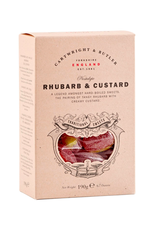 DLE - Cartwright Butler Rhubarb & Custard Sweets 190g