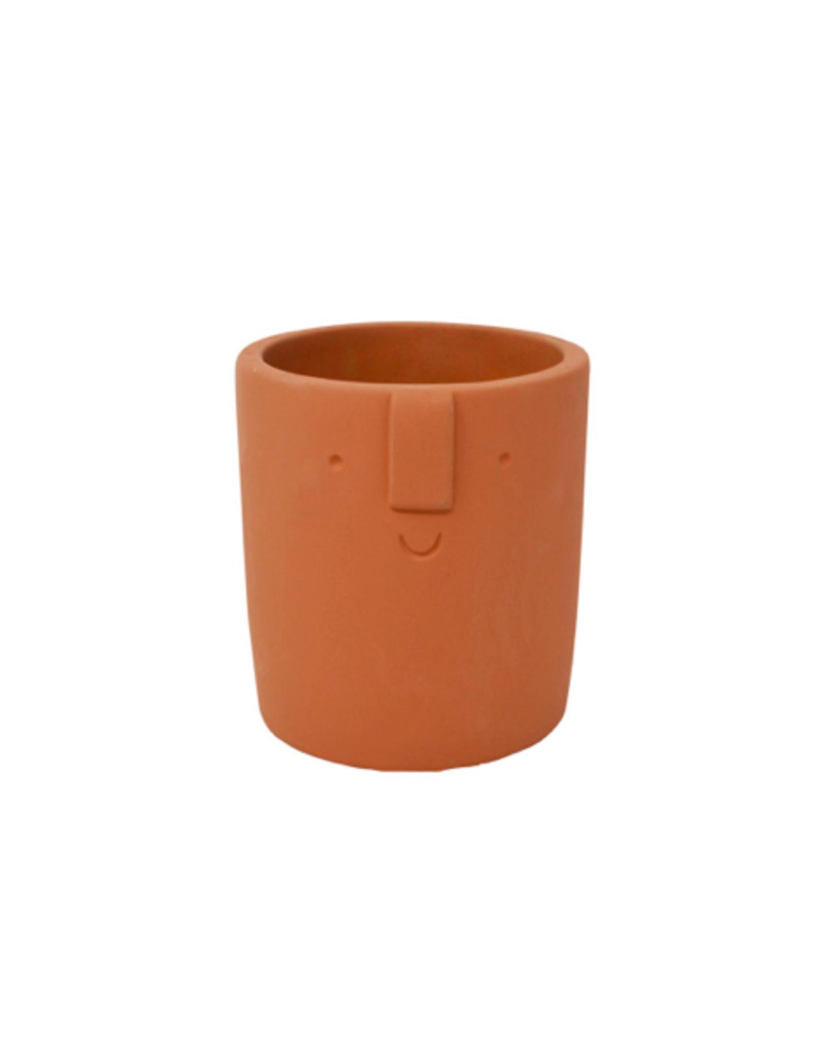 "NIA - Plant Pot / Terracotta Figure, 3"""