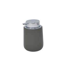 NIA - Soap Dispenser/Rounded, Grey