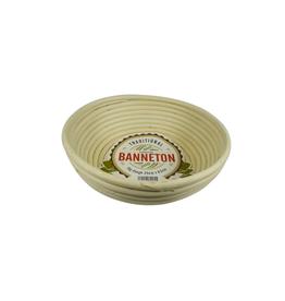 """PLE - Banneton Proofing Basket/Round, 10 x 3"""""""