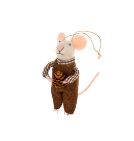 IBA - Ornament/Outdoorsy Mouse