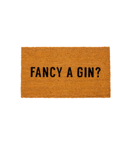IBA - Doormat/Fancy a Gin