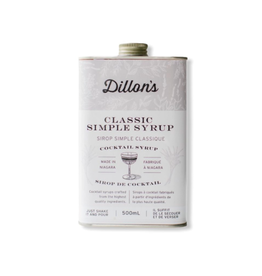 Dillon's - Classic Simple Syrup 500ml