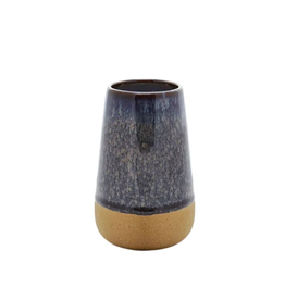 PAX - Soy Candle/Fig & Rose, Black Glaze, 10oz