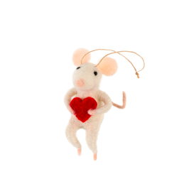 IBA - Ornament/Baby Love Mouse