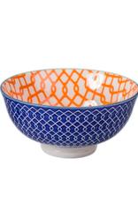 "DCO - Bowl/Links, Blue & Orange 4.5"""