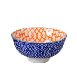 DCO - Bowl/Links, Blue & Orange 4.5""