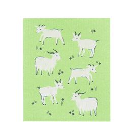 DCA - Swedish Sponge Cloth/Goats