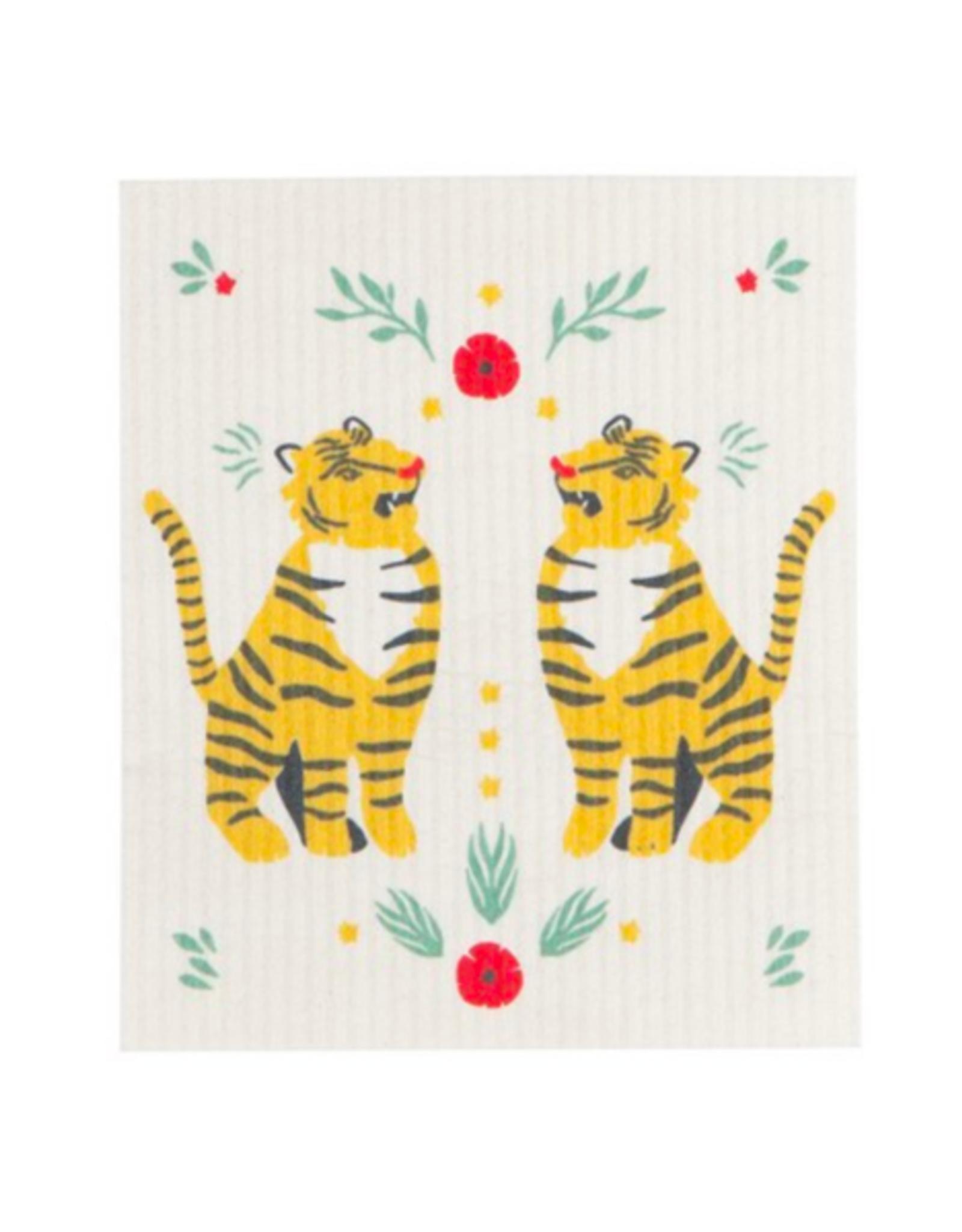 DCA - Swedish Sponge Cloth/Tiger